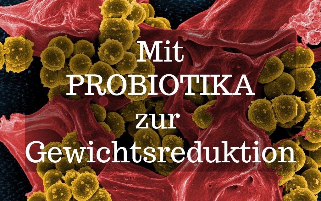 Mit Probiotika zur erfolgreichen Gewichtsreduktion