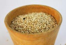 Amaranth hilft bei der Verdauung und stärkt die Knochen