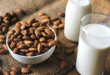 Mandelmilch Kalorien und Nährwerte sowie Ernährungsvorteile für Gehirn, Herz und Knochen