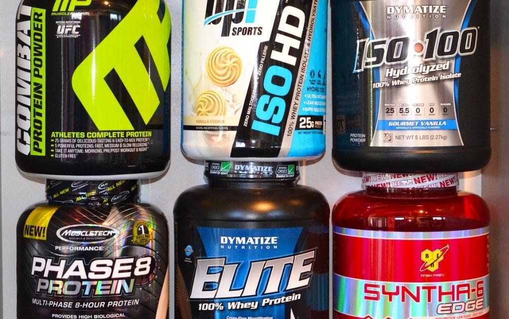 Nahrungsergänzungsmittel die ein Fitness-Anfänger benötigt