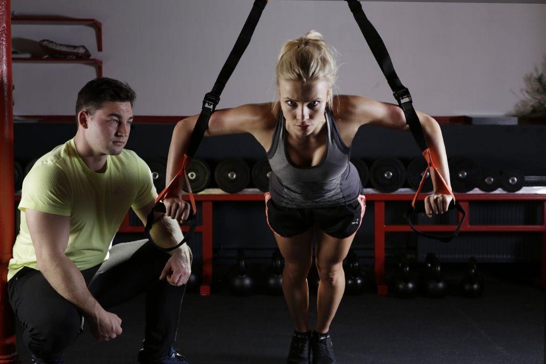 Schlingentraining – die effektive Ganzkörper-Trainingsmethode
